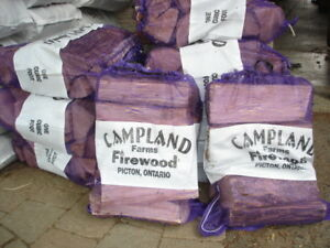 CAMPLAND FARMS PACKAGED FIREWOOD