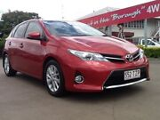 2013 Toyota Corolla ZRE182R Ascent Sport S-CVT Red 7 Speed Constant Variable Hatchback Pialba Fraser Coast Preview