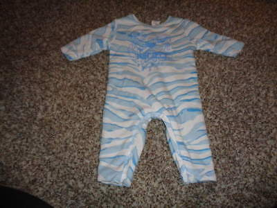 NEW NWOT HIGH END KENZO KIDS 6M/68 6 MONTHS BLUE WHITE TIGER OUTFIT (Tiger Outfit Kids)