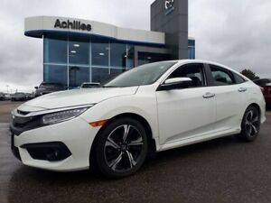 2016 Honda Civic Touring, Auto
