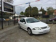 2001 Ford Falcon Auiii Forte 4 Speed Automatic Sedan Lilydale Yarra Ranges Preview
