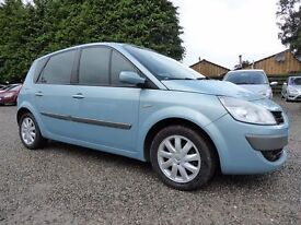 Renault Scenic Dynamique, 5 Door, Spacious Family MPV, Superb Value, with a Full Service History
