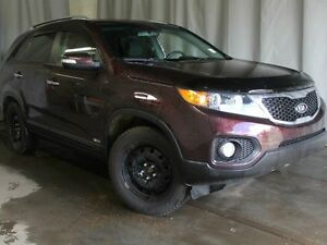 2013 Kia Sorento LX All Wheel Drive/ 3.5L V6/ HEATED SEATS