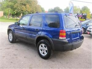 2006 Ford Escape XLT|NO RUST|NEWER TIRES|MUST SEE