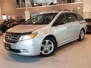2011 Honda Odyssey TOURING-NAVIGATION-TV/DVD-LOADED