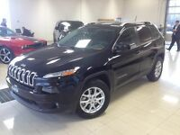 2014 Jeep Cherokee North NOIR NORTH UCONNECT SELECT-TERRAIN