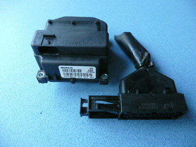 Saab 93 ABS control module & connector by Bosch - Part No 0273004223 (1989)
