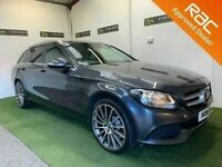 2015 Mercedes C Class C220 SE Executive Auto Estate **Finance & Warranty** (A4,passat,golf)