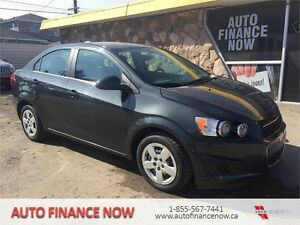 2015 Chevrolet Sonic LT  OWN ME FOR ONLY $79.56 BIWEEKLY!