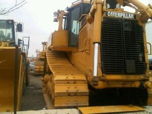 "Cat D8R Dozer c/w Winch, 13'2"" blade Fire Suppression System  12 Cornwall Ontario image 7"