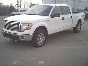2010 Ford F-150 4x4 / 4 dr / 6 MONTHS NO PAYMENTS O.A.C