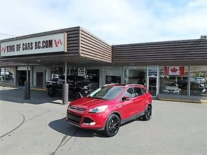 2014 Ford Escape Titanium 4WD 2.0L ECO-BOOST