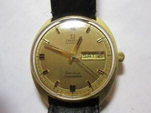 OMEGA SEAMASTER AUTOMATIC 166036 Day/Date     (sell/trade)