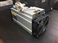 BITMAIN Antminer S9 14TH In Hand - LONDON , November batch, working/tested with PSU