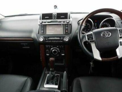 2013 Toyota Landcruiser Prado KDJ150R 11 Upgrade Kakadu (4x4) Quicksilver 5 Speed Sequential Auto Clemton Park Canterbury Area Preview