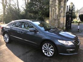 £169.89 PER MONTH VOLKSWAGEN PASSAT CC 2.0TDI BlueMotion Tech GT