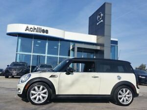 2009 MINI Cooper Clubman Pano Roof, Alloys, Leather