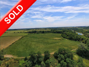 SOLD: Stunning Riverfront Lot - Income Tax Benefits & Recreation London Ontario image 1