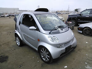 SMART FOR TWO PARTS (2005/2013)