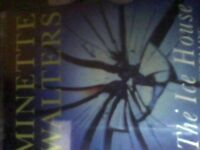 Minette Walters - The Ice House Read By Belinda Lang On 2 X Cass=free Postage - pan macmillan - ebay.co.uk