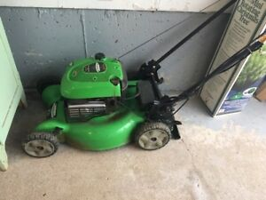LawnBoy Self Propelled Electric Start LawnMower