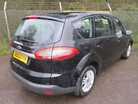 Ford S-MAX 1.6 Zetec TDCi Turbo Diesel 7 Seater Start Stop (black) 2013