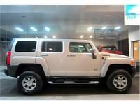 2007 HUMMER H3 NAVI ROOF CHROME BOARDS CERTIFIED 100% APPROVED
