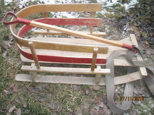 Sled for a small child or baby