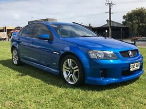 2010 Holden Commodore VE MY10 SS Blue 6 Speed Sports Automatic Sedan Somerton Park Holdfast Bay Preview