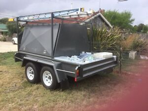 Tool trailer Box Hill South Whitehorse Area Preview
