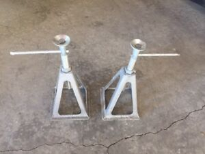 RV / Trailer Stabilizer Jacks