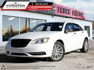 2013 Chrysler 200 Series Limited