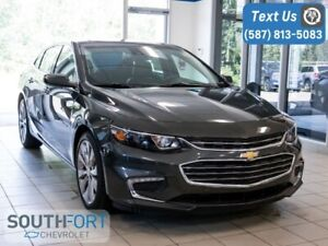 2018 Chevrolet Malibu Premier NAV|ROOF|FULLY LOADED $215 B/W
