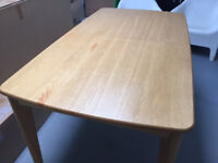 Made Extending 6 Seater Oak Dining Table