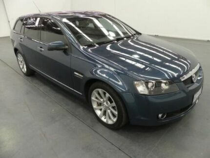 2009 Holden Calais VE MY10 V Blue 6 Speed Automatic Sportswagon