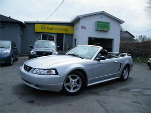 2003 Ford Mustang , DÉCAPOTABLE
