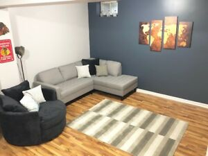 Newly renovated townhouse north end St.Catharines. Nov. 1st