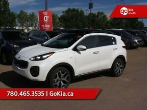 2019 Kia Sportage SX; FULLY LOADED, TURBO, AWD, PANO ROOF, NAV,