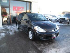 2012 NISSAN VERSA ONLY 101,000KMS!!!!!!
