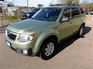 2008 Mazda Tribute GS 4x4 2 Year Warranty!!!!
