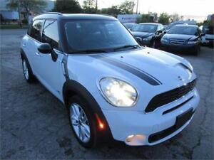 2012 MINI Cooper Countryman S CLEAN CARPROOF! CUTE AND BEAUTY!