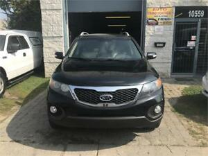 2011 KIA SORENTO LIMITED TOIT PANORAMIQUE, REAR CAMERA, CUIR....