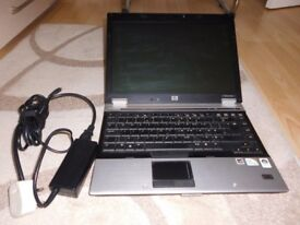 HP Eitebook 6930p Laptop in average condition Quick sale needed