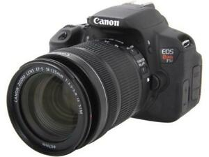 Almost new Canon rebel t5i full kit with accessories like new