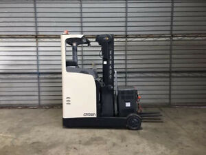 Crown Misc ESR Series Reach Forklift Mulgrave Monash Area Preview