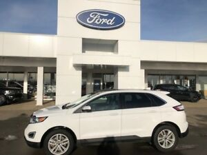 2016 Ford Edge SEL. AWD. Leather. Moonroof.