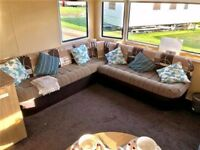 6 berth static caravan for sale at Church Point Holiday Park, Newbiggin By The Sea, Northumberland