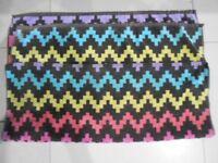 large BABY BEACH CHILD TOWEL cotton Spectrum colours 70x180cm
