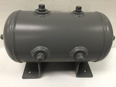 304982 Manchester 3 Gallon Asme Horizontal Tank 200 Psi 8x16