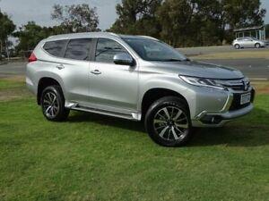 2018 Mitsubishi Pajero Sport QE MY19 Exceed Silver 8 Speed Sports Automatic Wagon Wangara Wanneroo Area Preview